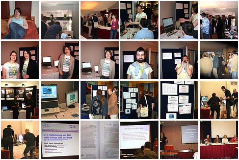 Our photos from this year's conference