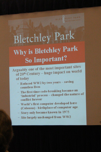 Save Bletchley Park!