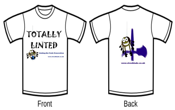 This year's tee-shirts