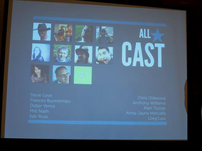 'Becoming a Better Programmer' - the Cast!